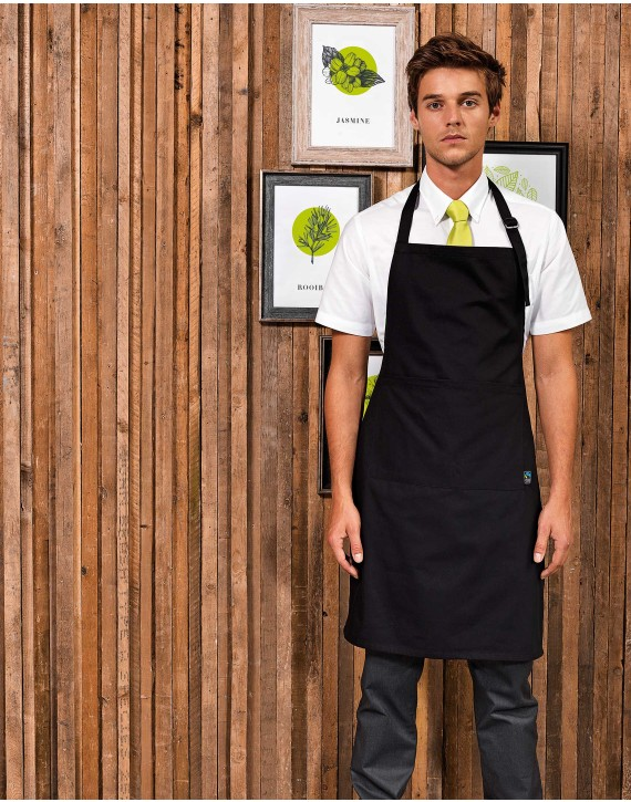 PREMIER Fairtrade Apron With Pocket