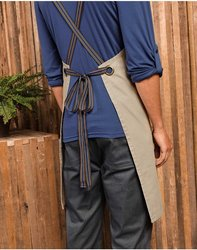 PREMIER Cross Back Interchangeable Apron Strap