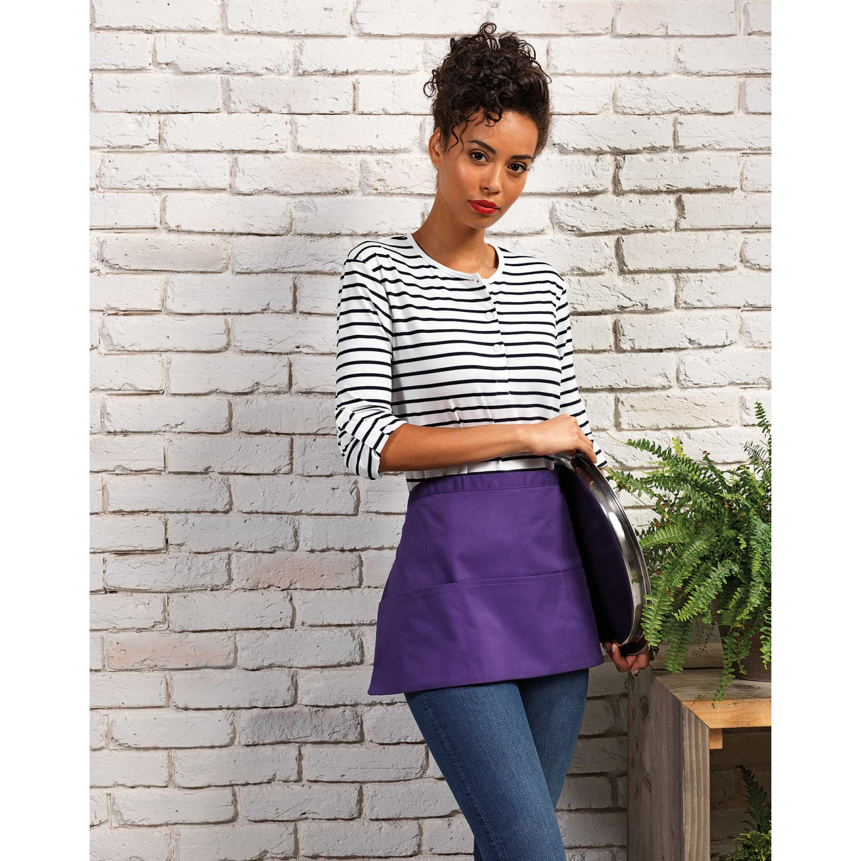 PREMIER Colours Collection Three Pocket Apron