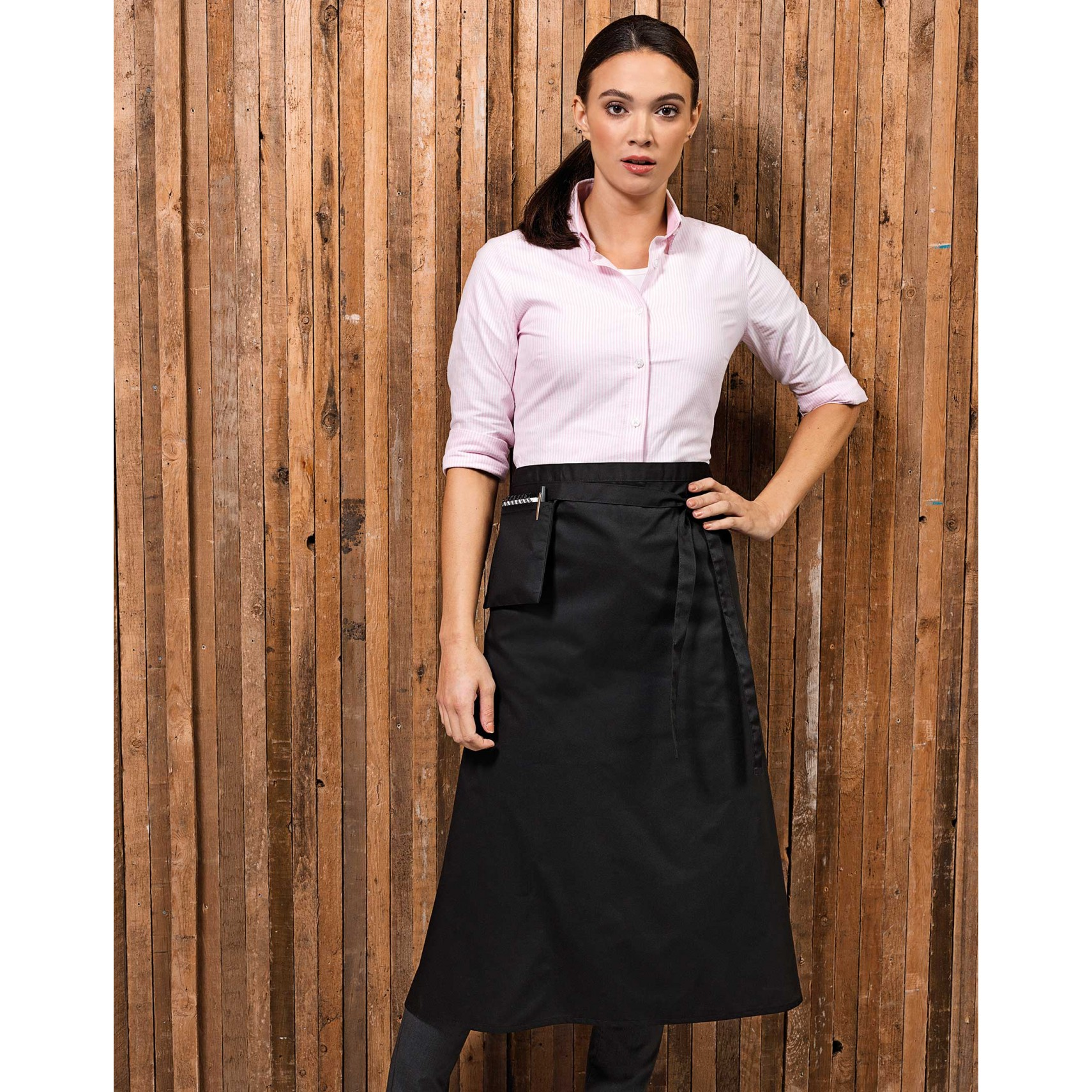 PREMIER Bistro Apron With Pocket